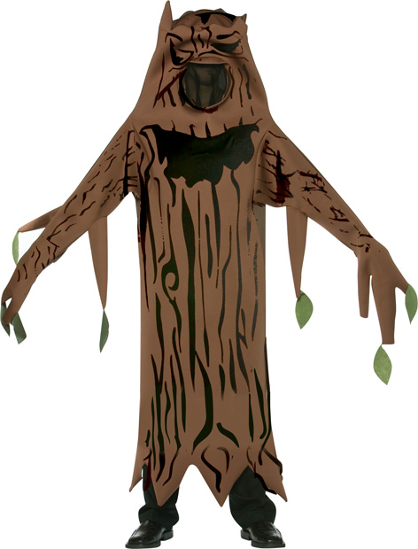 Adult LW Scary Tree Costume