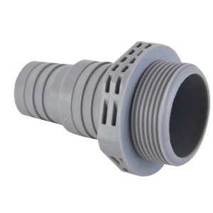 "SandPro 1-1/4"" - 1-1/2"" Hose Connector #41"