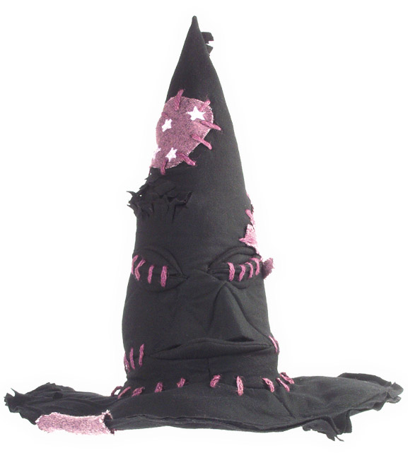 Harry Potter Black Sorting Hat