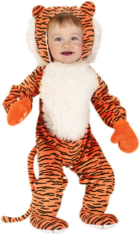 Baby Cuddly Tiger Costume  sc 1 st  Brands On Sale & Tiger Costumes | Circus Animal Costumes | brandsonsale.com