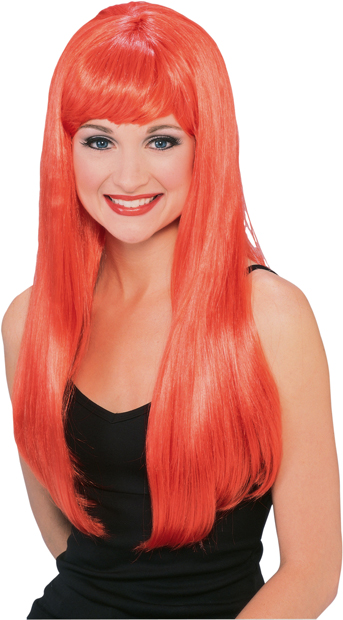 Adult Ariel Little Mermaid Wig