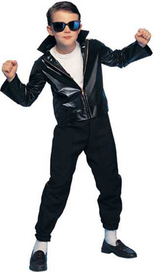 Child's 50s Greaser Costume