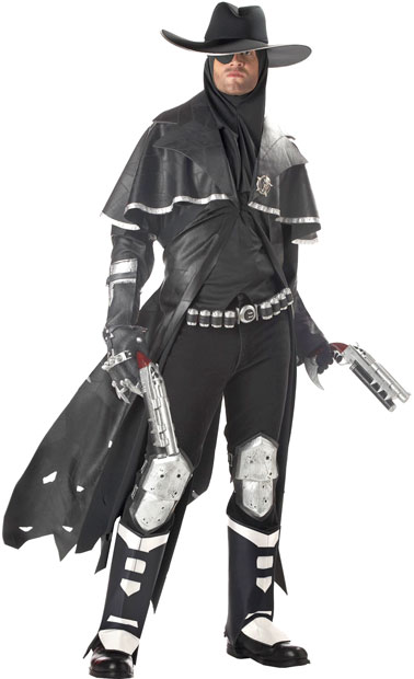 Adult Jericho Cross Costume