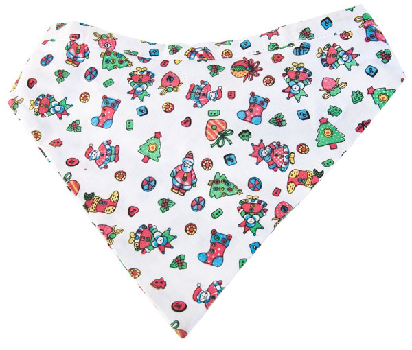 Christmas Holiday Dog Bandanna