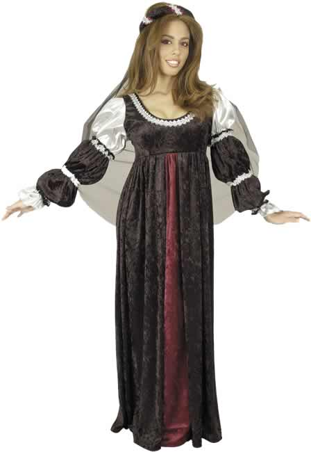 Adult Princess of Monaco Costume
