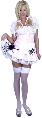 Sexy Little Miss Muffett Costume