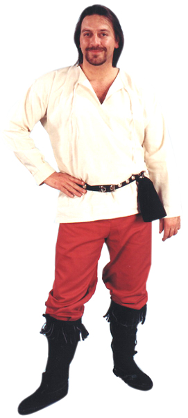 Renaissance Village Man Costume