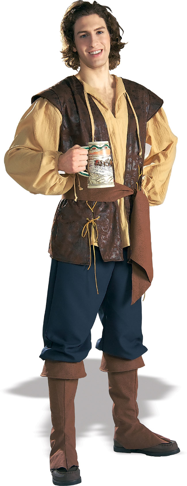 Men's Renaissance Tavern Man Costume