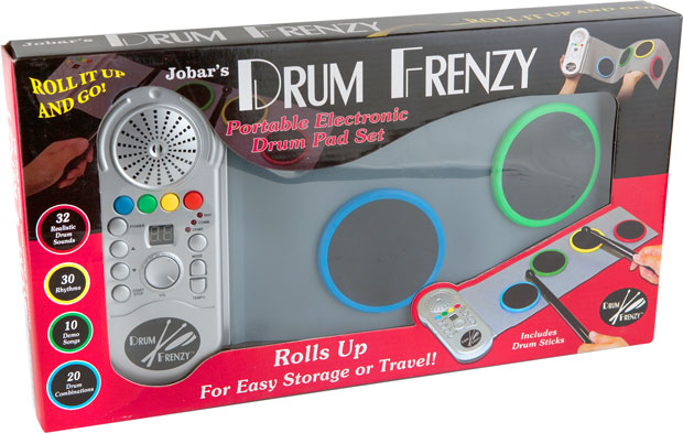 Roll-Up Digital Drum Set