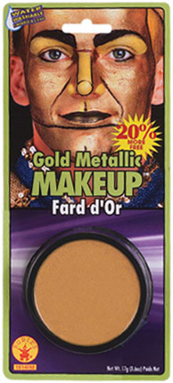 Gold Grease Makeup