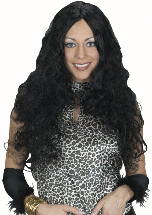 Black Seductress Wig