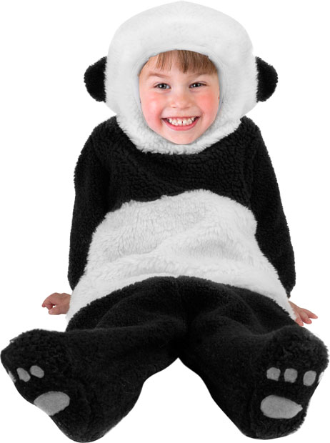 Toddler Panda Bear Costume