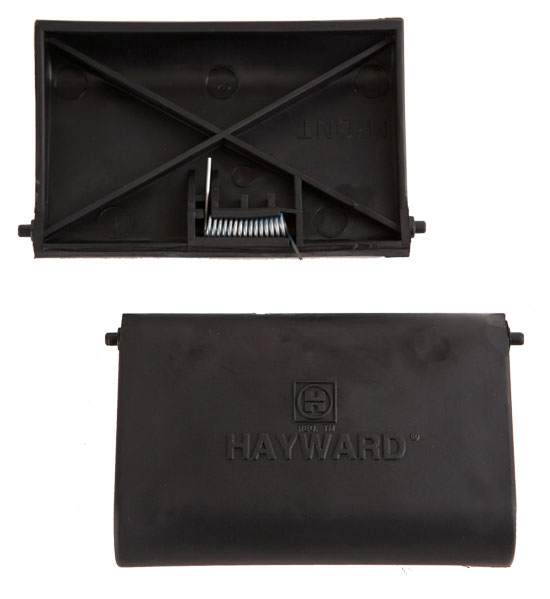Hayward Flap Kit Black