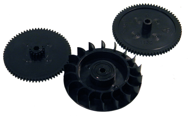 Polaris 360 Drive Train Gear Kit