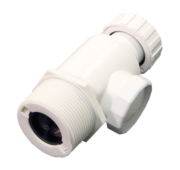Polaris 360 Wall Fitting Connector