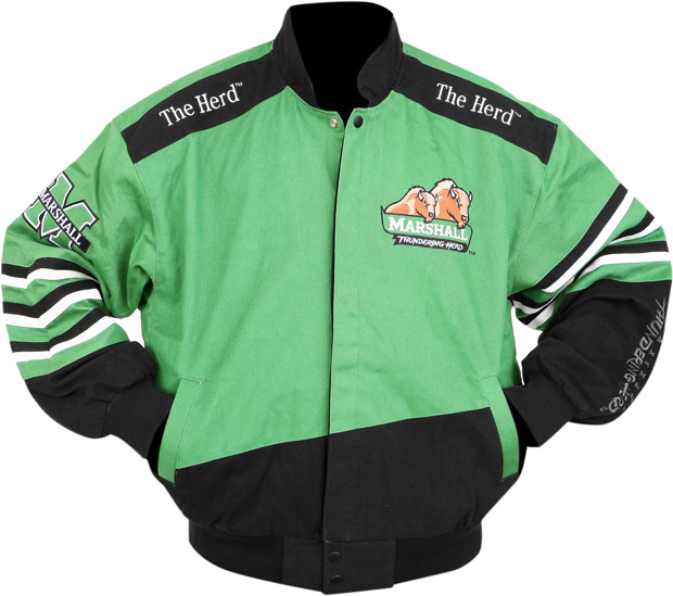 Marshall Thundering Herd Jacket