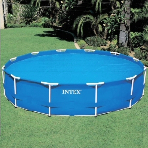 15' Metal Frame Pool Solar Cover