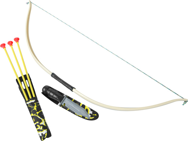 Indian Bow and Arrow Toy