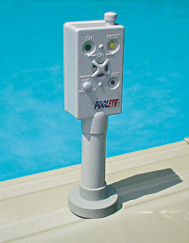 Above Ground Pool Alarm w/ Remote