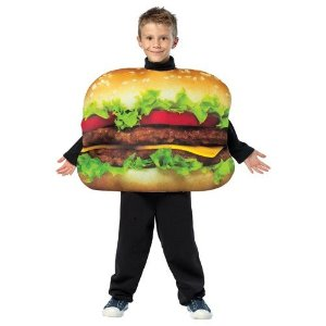 Childs Cheeseburger Costume