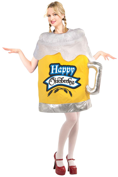 Funny Beer Stein Costume
