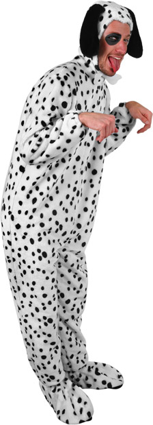 Adult Dalmation Costume