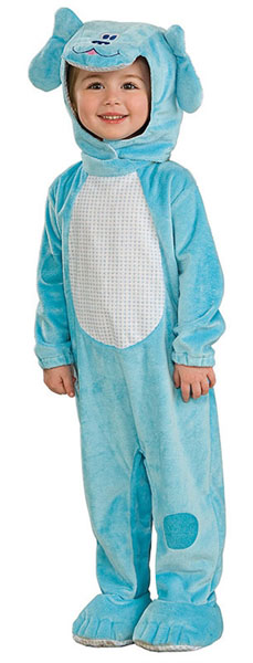 Childu0027s Super Deluxe Blues Clues Costume  sc 1 st  Brands On Sale & Blues Clues Costumes | Nickelodeon Cartoon Costumes | brandsonsale.com