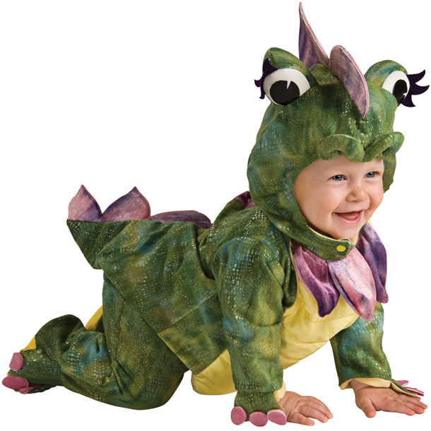 Baby Cute Dragon Costume