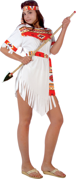 Adult Indian Bride Costume