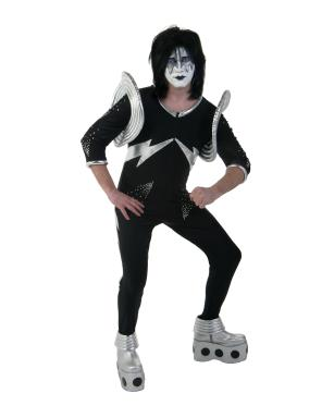 Authentic KISS Spaceman Costume