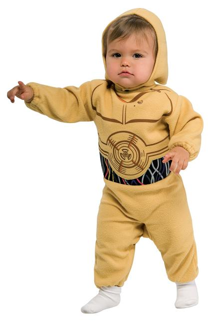 Baby Star Wars C-3P0 Costume
