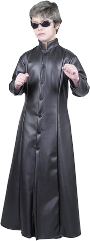 Child's Matrix Costume