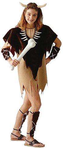 Adult Viking Girl Costume