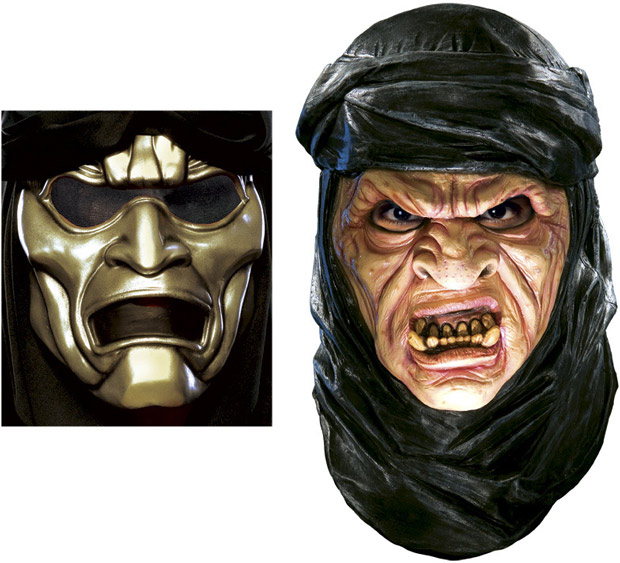 Deluxe Immortal 300 Movie Costume Mask