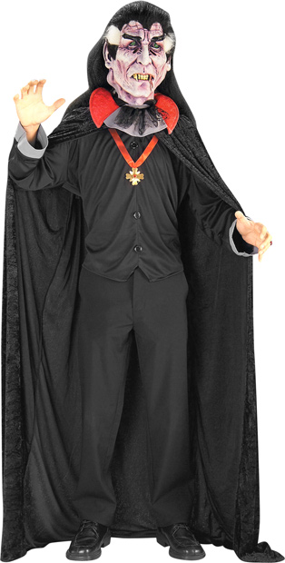 Adult Double Sided Vampire Costume