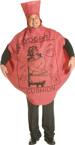 Plus Size Whoopie Cushion Costume
