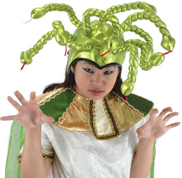 Adult Medusa Costume Hat