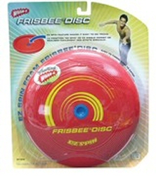 Easy Spin Frisbee Disc