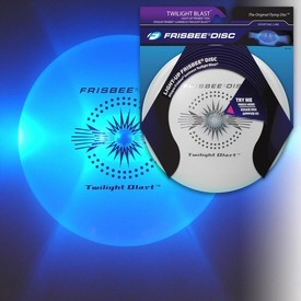 Twilight Blast LED Frisbee Disc