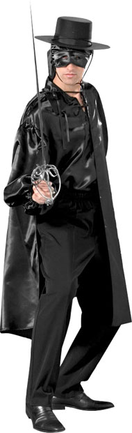 Zorro Theater Costume
