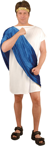 Greek Toga Man Costume