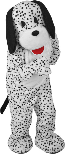 Adult Dalmation Dog Mascot Costume  sc 1 st  Brands On Sale & Dalmatian Costumes | 101 Dalmatians Costumes | brandsonsale.com