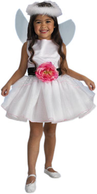 Child's Garden Angel Costume