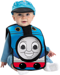 Baby Thomas The Train Costume