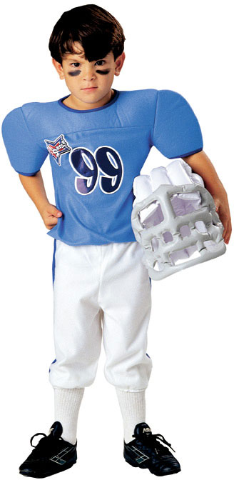 Infant Football Player Costume