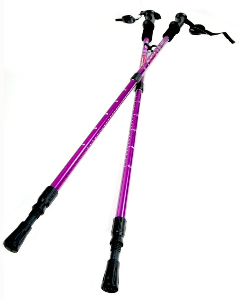2 PC Telescopic Walking Stick