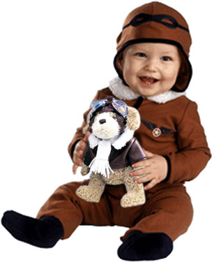 Baby Pilot Costume  sc 1 st  Brands On Sale & Aviator Costumes | Airplane Pilot Costumes | brandsonsale.com