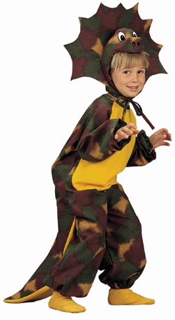 Child's Dinosaur Costume