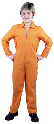 Childu0027s Orange Prison Jumpsuit Costume  sc 1 st  Brands On Sale & Convict Costumes | Prison Costumes | brandsonsale.com