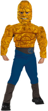 Child's Fantastic 4 The Thing Costume